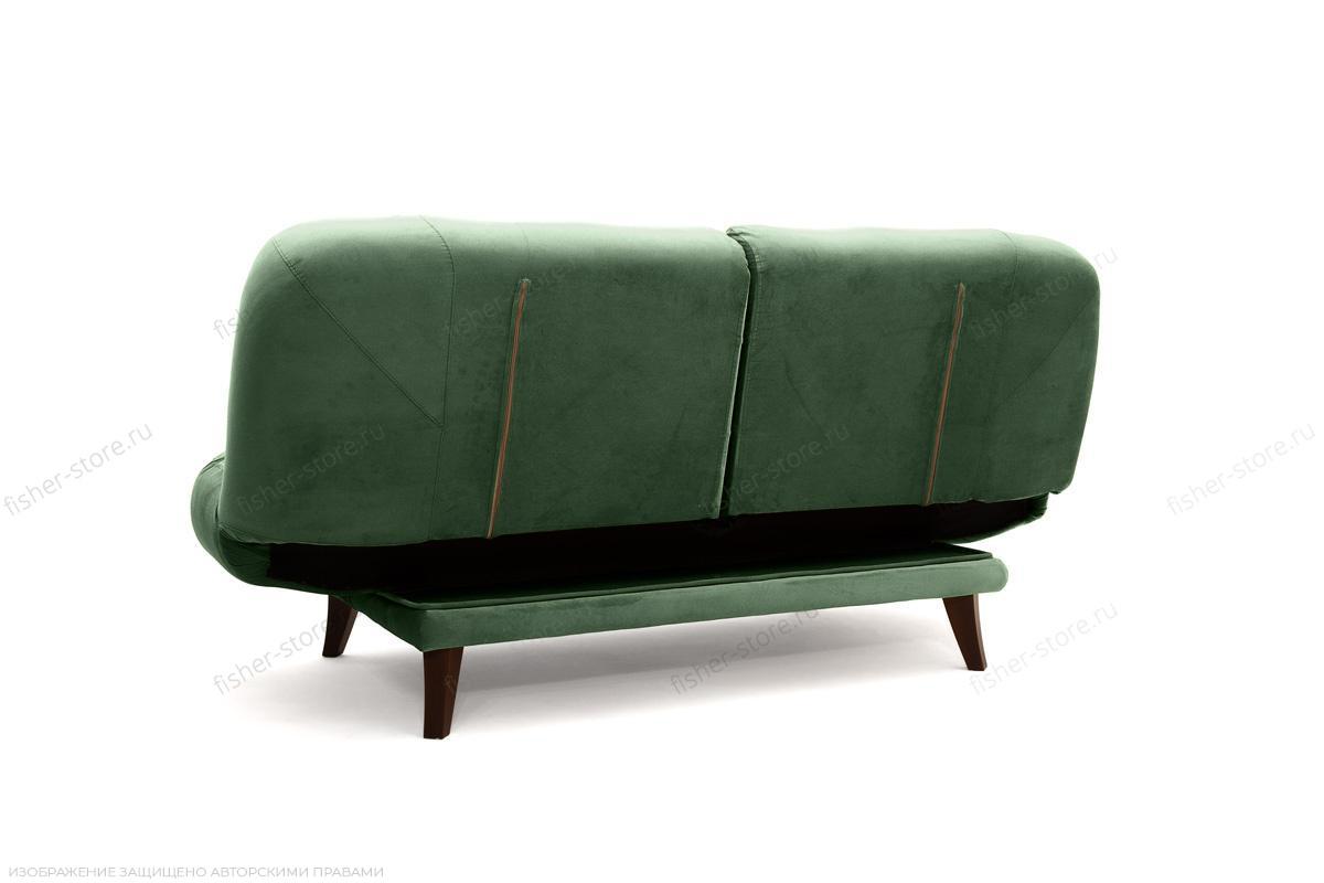 Прямой диван Остин Amigo Green Вид сзади