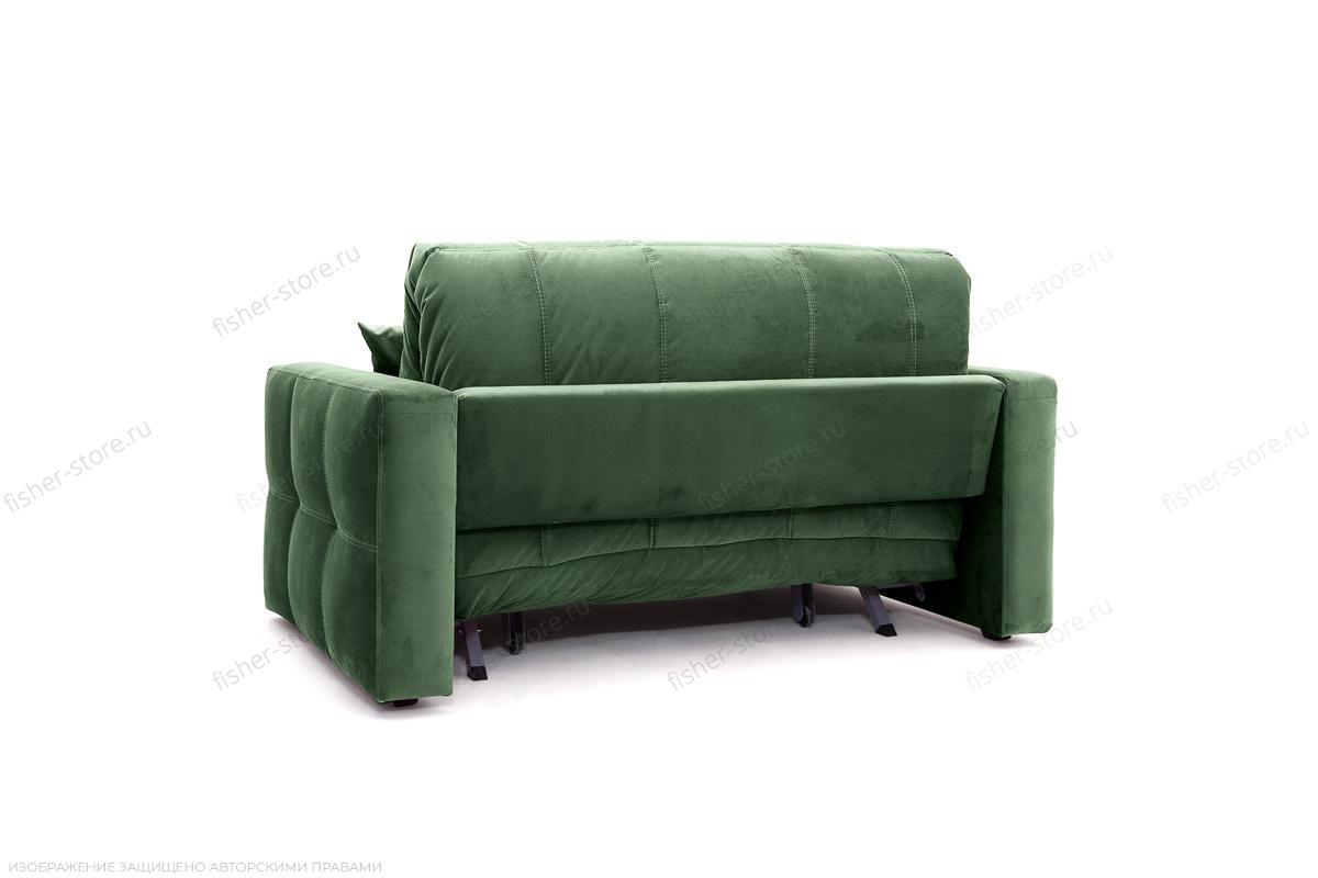 Прямой диван Ява Amigo Green Вид сзади