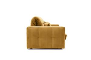 Двуспальный диван Ява Amigo Yellow Вид сбоку