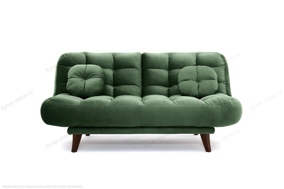 Прямой диван Остин Amigo Green Вид спереди