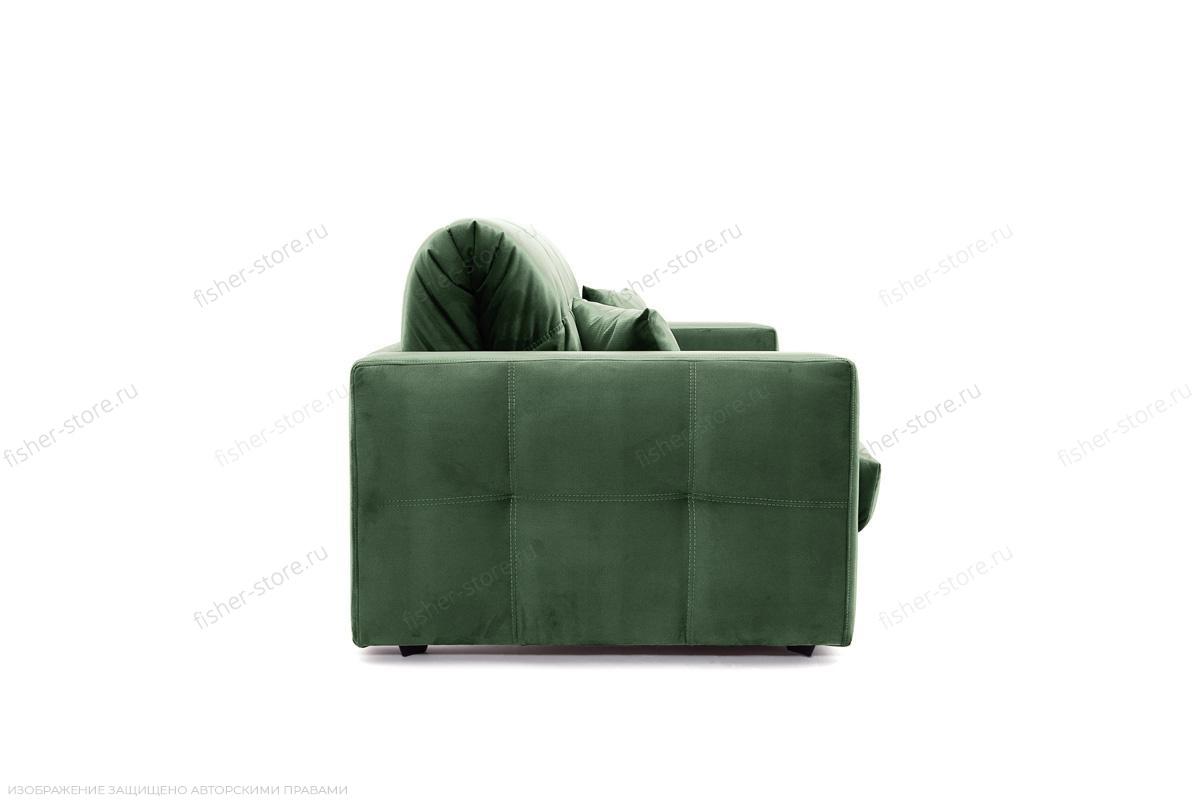 Прямой диван Ява Amigo Green Вид сбоку