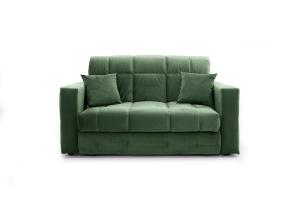 Прямой диван Ява Amigo Green Вид спереди