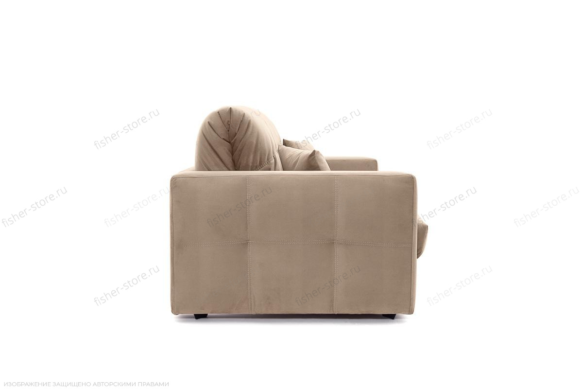 Прямой диван Ява Amigo Latte Вид сбоку
