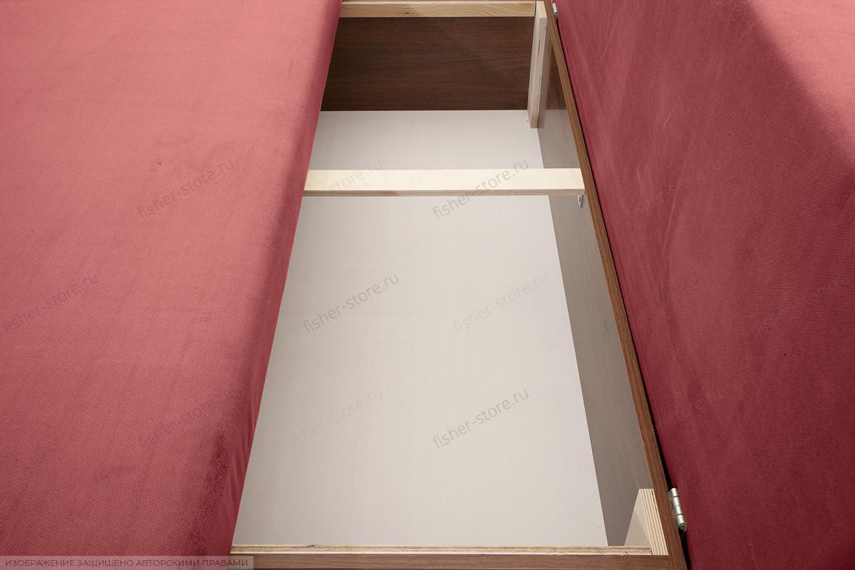 Прямой диван Лаки Amigo Berry Ящик для белья