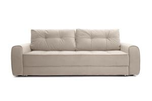 Двуспальный диван Кайман Amigo Cream Вид спереди