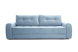 Прямой диван Кайман Amigo Blue Вид спереди