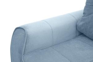 Прямой диван Кайман Amigo Blue Подлокотник