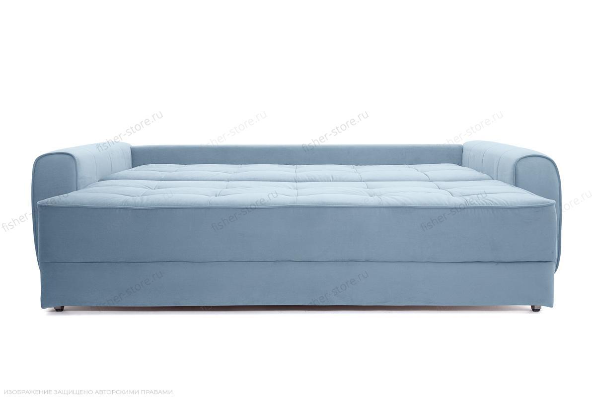 Прямой диван Кайман Amigo Blue Спальное место