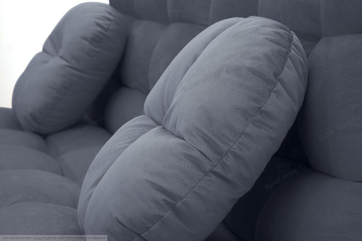 Прямой диван Остин Amigo Navy Подушки