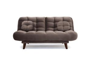 Прямой диван Остин Amigo Chocolate Вид спереди