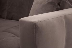 Прямой диван Ява Amigo Chocolate Подлокотник