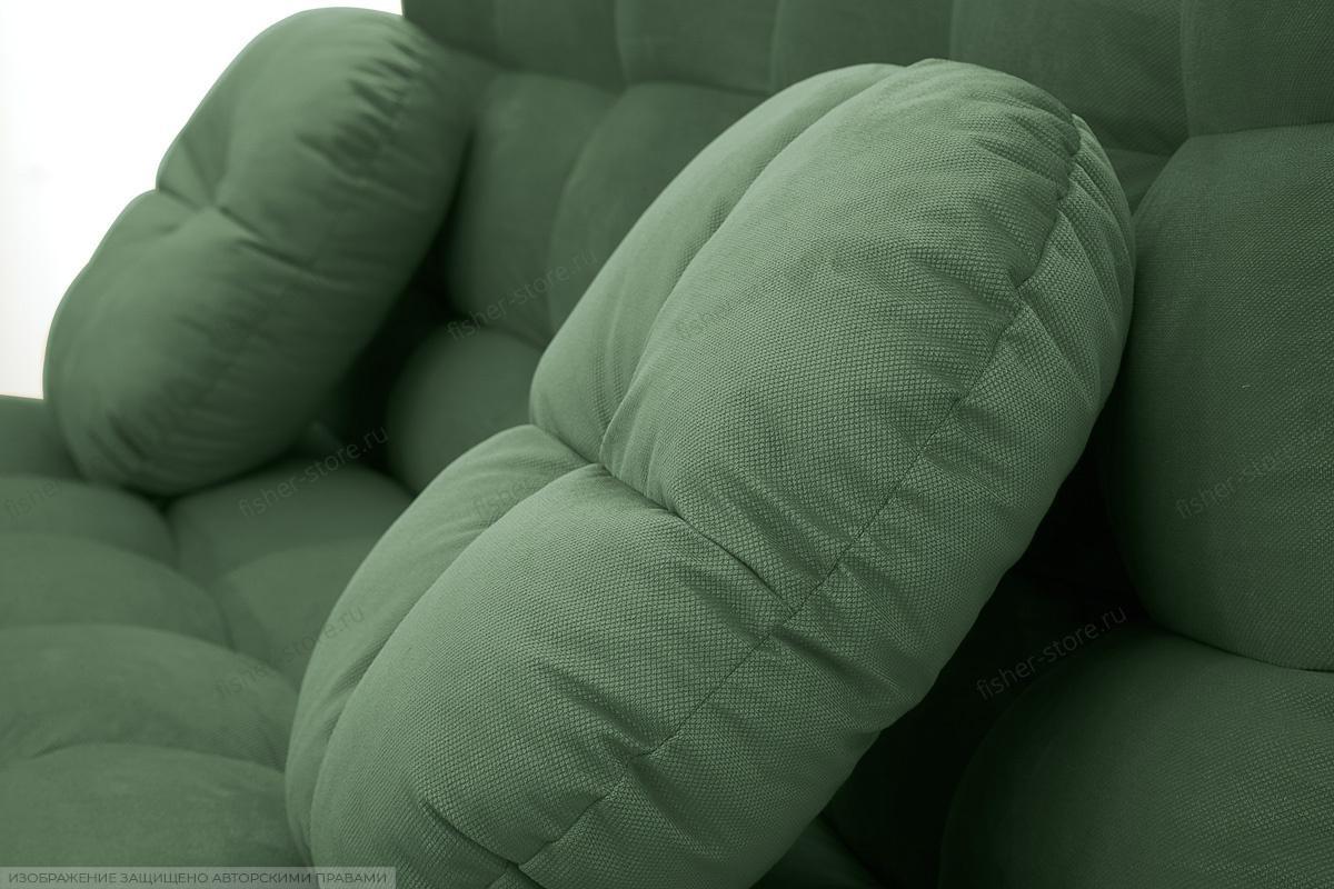 Прямой диван Остин Amigo Green Подушки