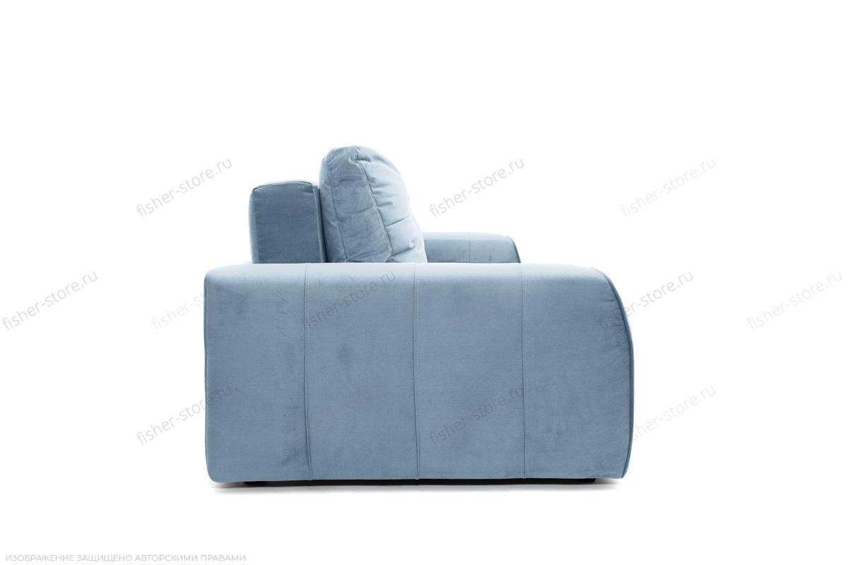 Прямой диван Кайман Amigo Blue Вид сбоку