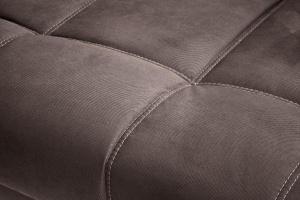 Прямой диван Ява Amigo Chocolate Текстура ткани