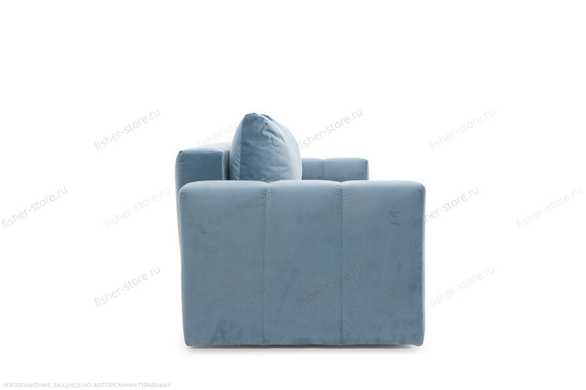 Прямой диван Мадлен Amigo Blue Вид сбоку