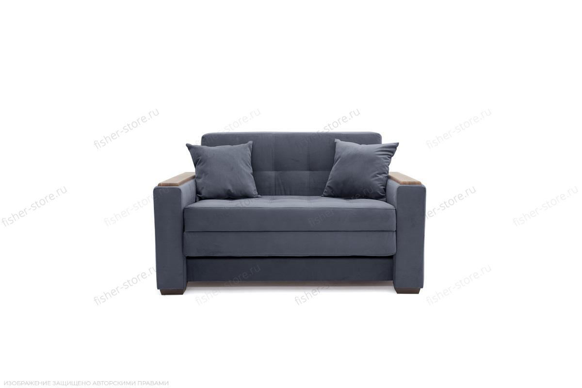 Прямой диван Этро люкс Amigo Navy Вид спереди