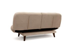 Двуспальный диван Остин Amigo Latte Вид сзади