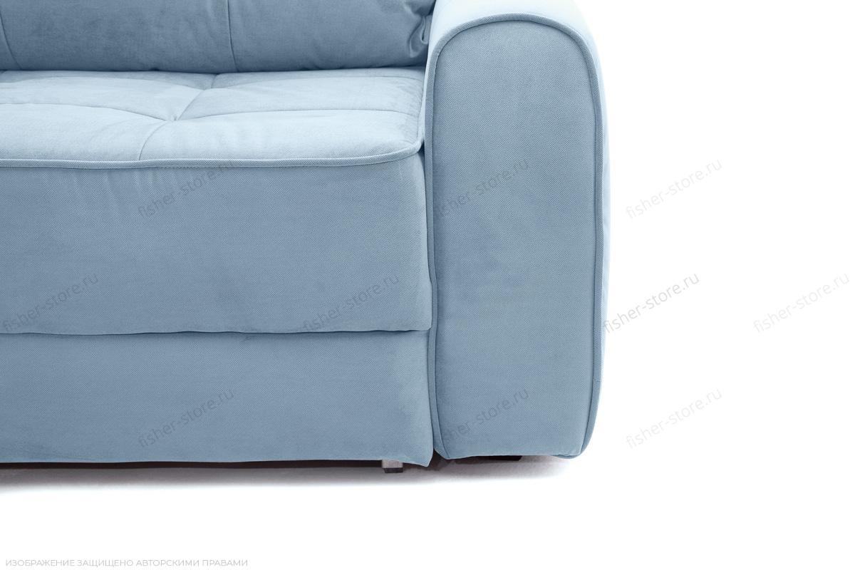 Прямой диван Кайман Amigo Blue Ножки