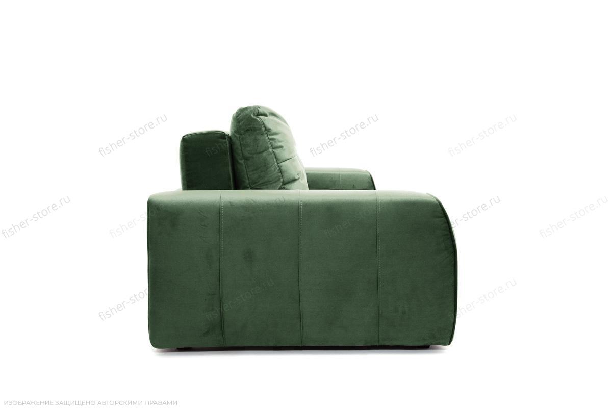 Прямой диван Кайман Amigo Green Вид сбоку