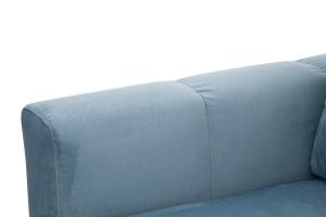 Прямой диван Мадлен Amigo Blue Подлокотник