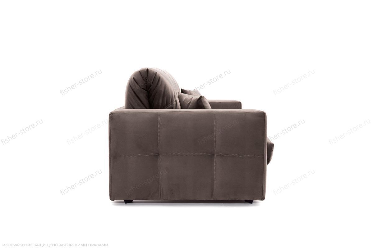 Прямой диван Ява Amigo Chocolate Вид сбоку