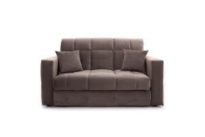 Прямой диван Ява Amigo Chocolate Вид спереди