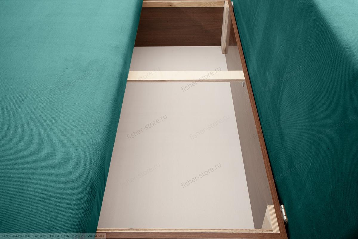 Прямой диван Лаки Amigo Lagoon Ящик для белья
