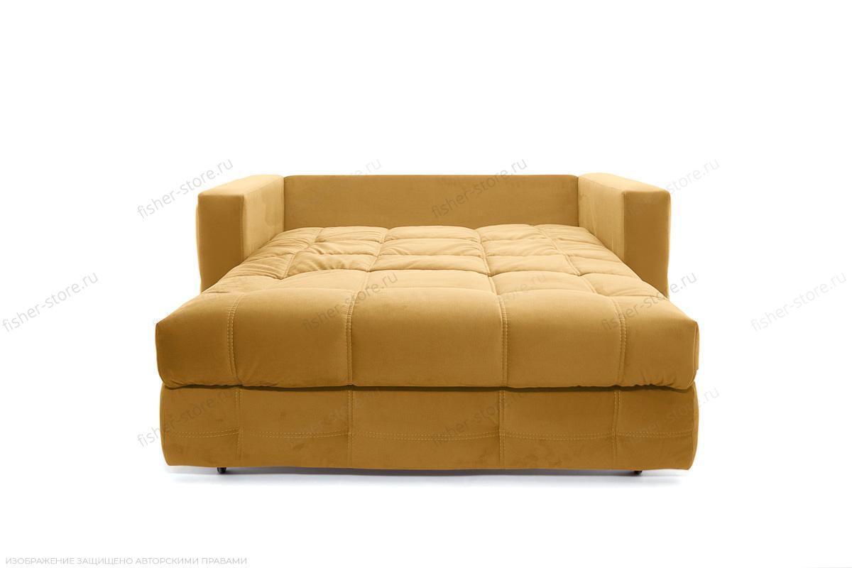 Прямой диван Ява Amigo Yellow Спальное место