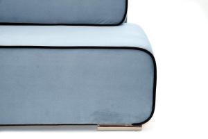 Прямой диван Лаки Amigo Blue Ножки