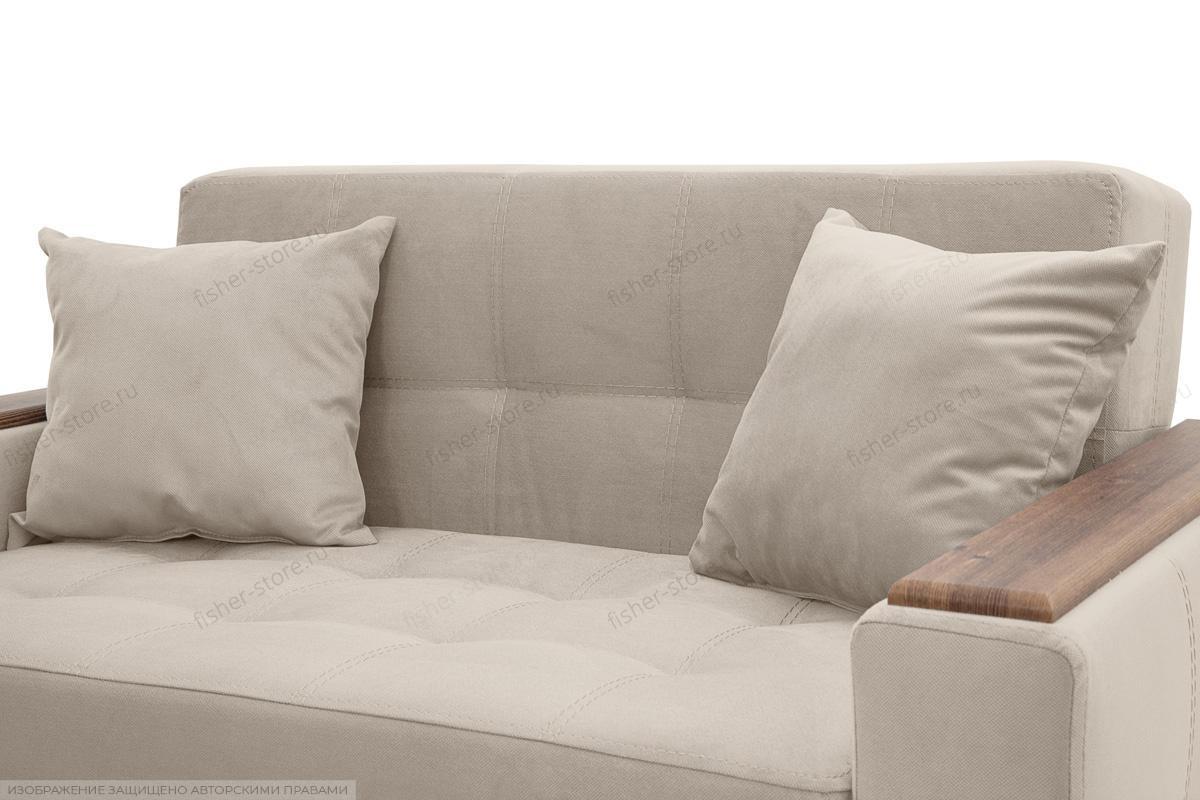 Прямой диван Этро люкс Amigo Cream Подушки