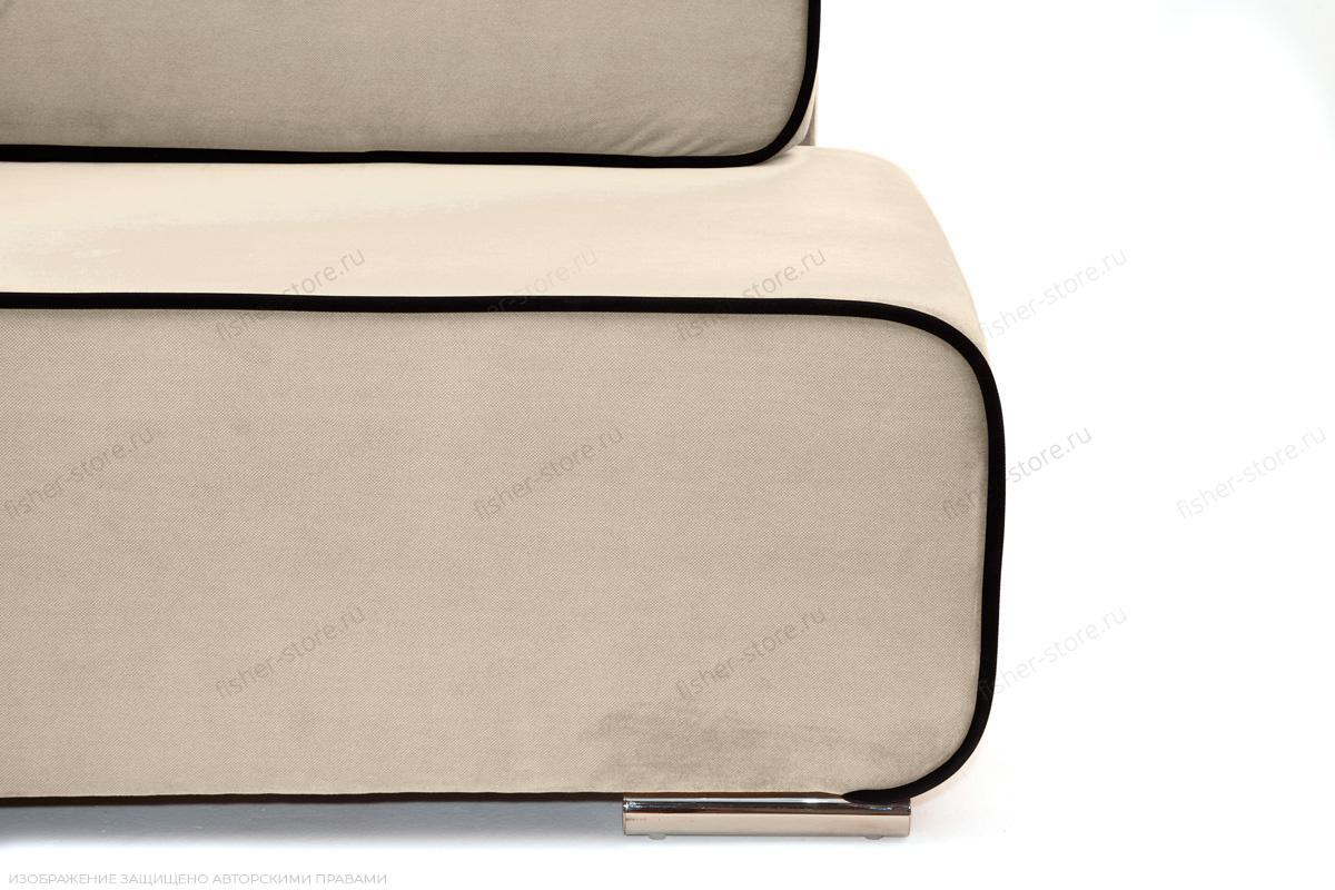 Прямой диван еврокнижка Лаки Amigo Bone Ножки