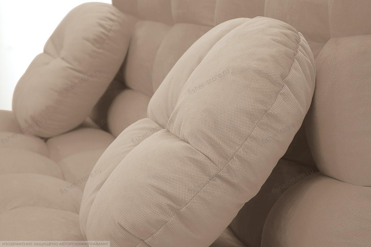 Прямой диван Остин Amigo Latte Подушки