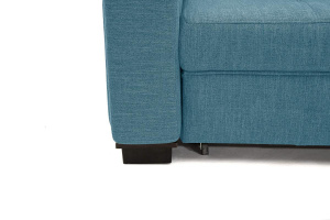 Угловой диван Меркурий-2 Orion Denim Ножки