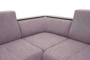 Двуспальный диван Меркурий-2 Orion Lilac Текстура ткани