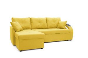 Угловой диван Мартин Dream Yellow Вид по диагонали