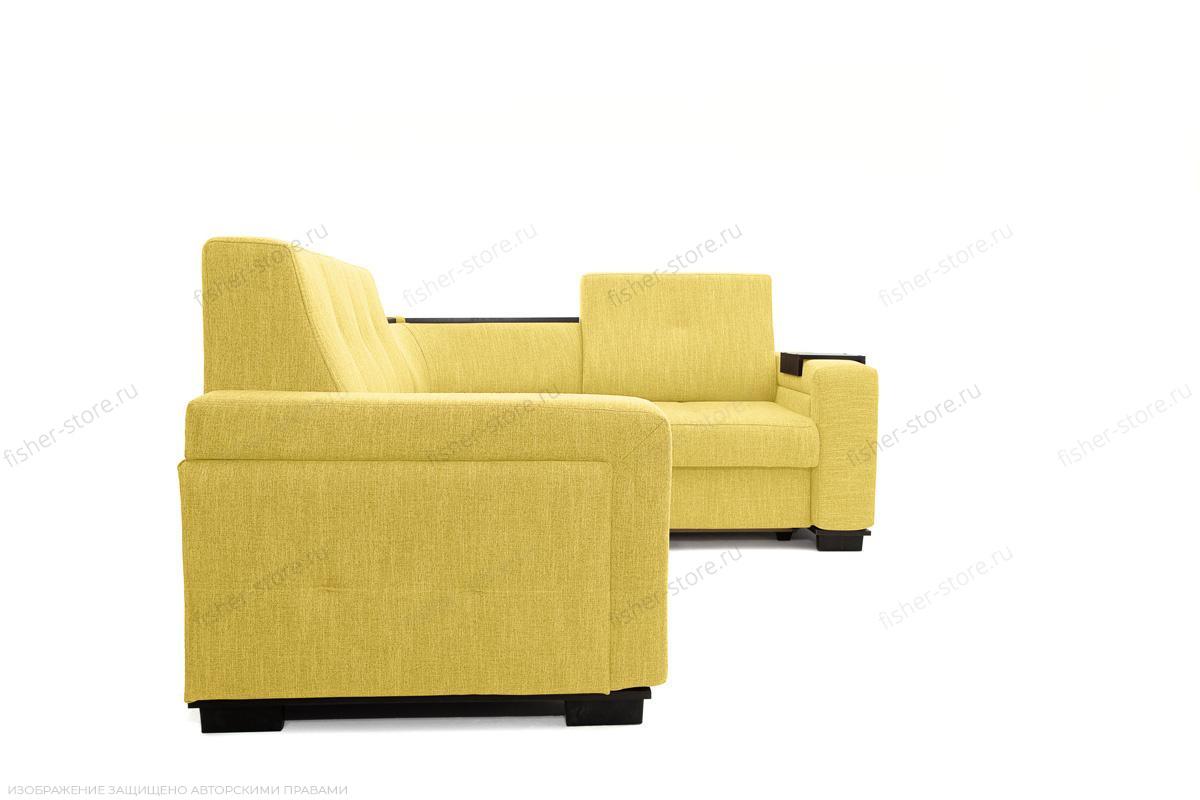 Двуспальный диван Меркурий-2 Orion Mustard Вид сбоку