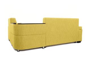 Двуспальный диван Меркурий-2 Orion Mustard Вид сзади