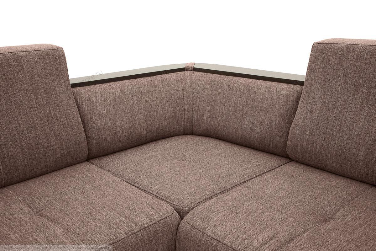 Угловой диван Меркурий-2 Orion Java Текстура ткани