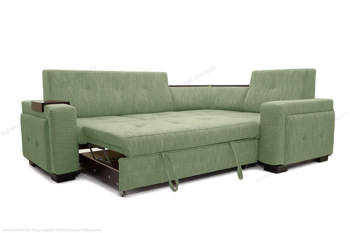 Угловой диван Меркурий-2 Orion Green Спальное место