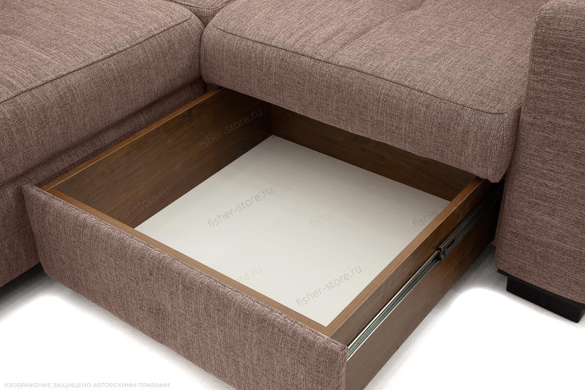 Угловой диван Меркурий-2 Orion Java Ящик для белья