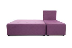 Угловой диван Сава Maserati Purple Спальное место