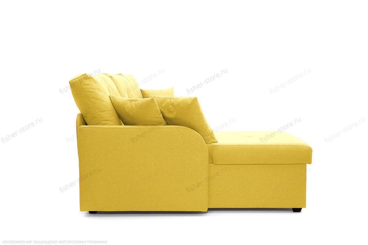 Угловой диван Мартин Dream Yellow Вид сбоку