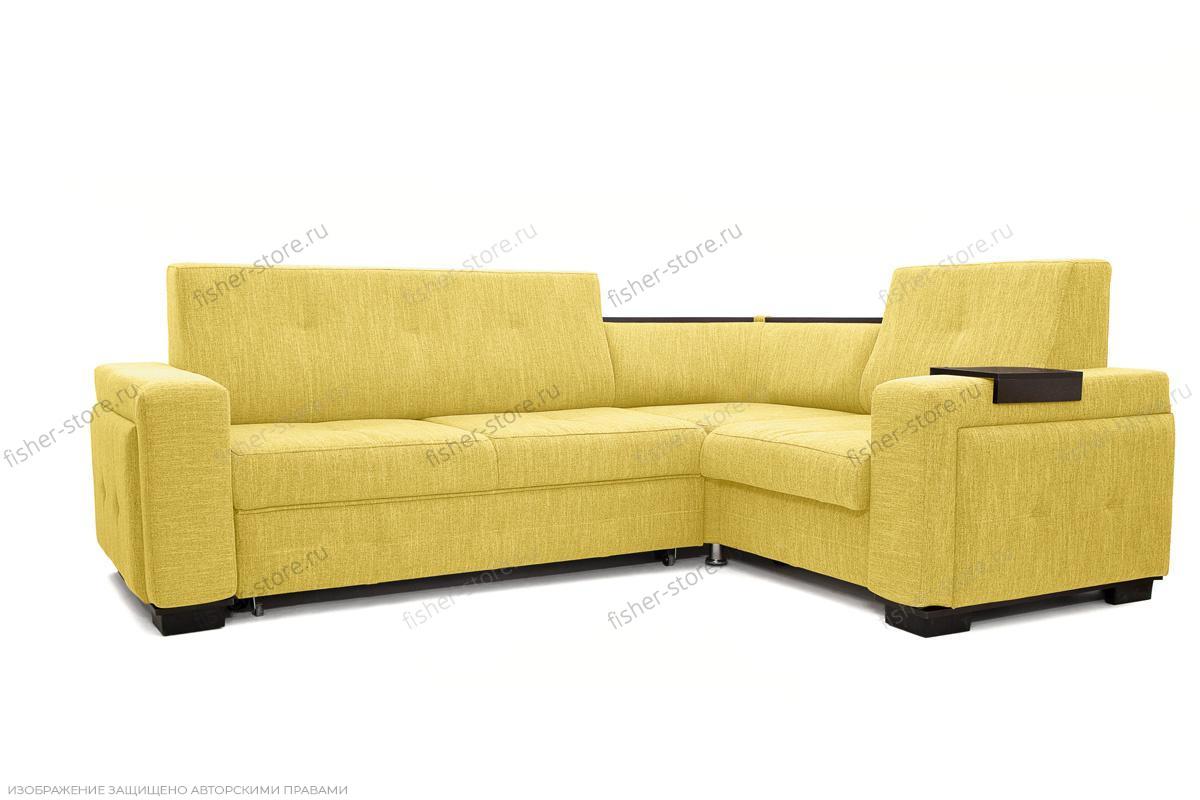 Двуспальный диван Меркурий-2 Orion Mustard Вид по диагонали