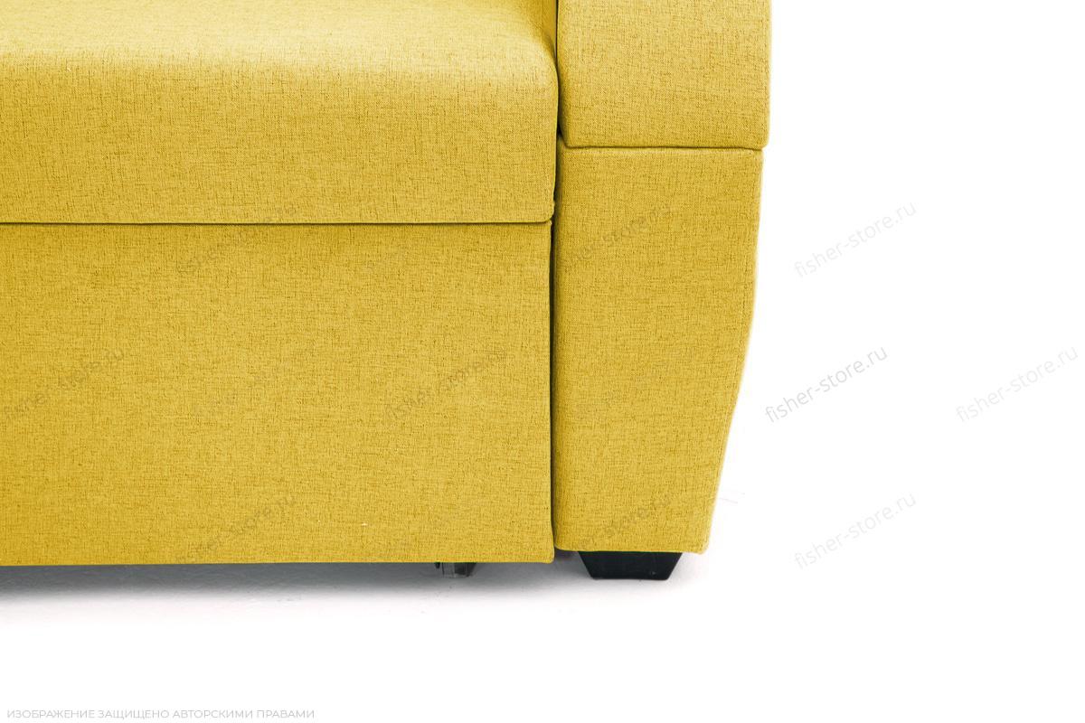 Угловой диван Мартин Dream Yellow Ножки