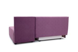 Угловой диван Сава Maserati Purple Вид сзади