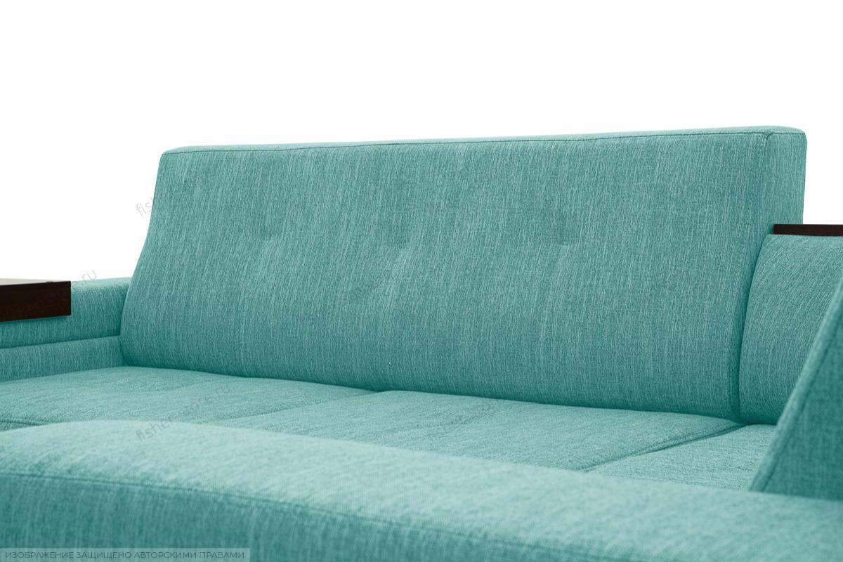 Угловой диван Меркурий-2 Orion Blue Подушки