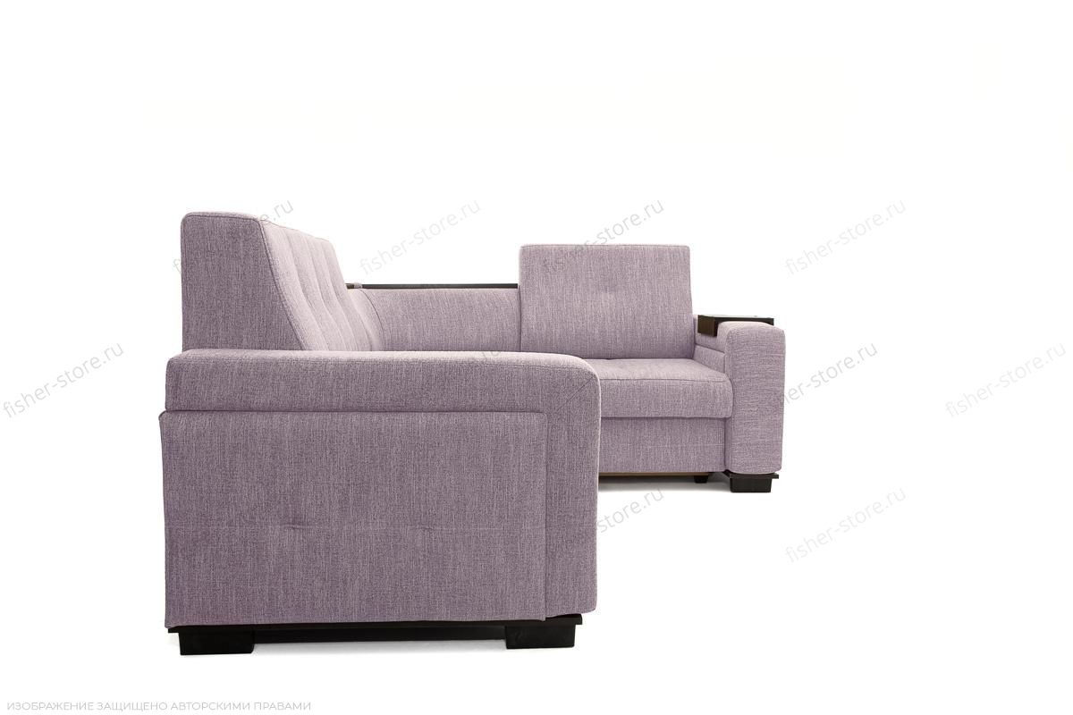 Двуспальный диван Меркурий-2 Orion Lilac Вид сбоку