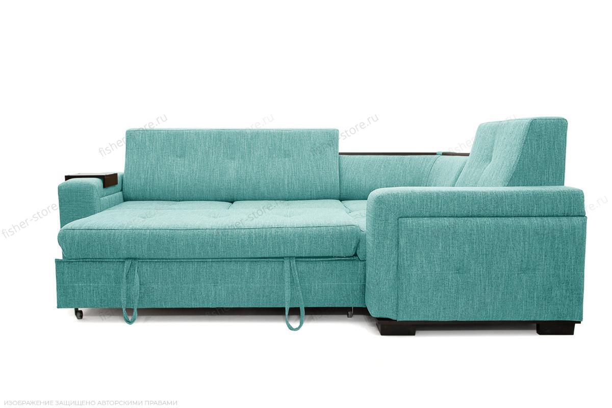 Угловой диван Меркурий-2 Orion Blue Спальное место