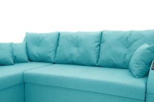 Угловой диван Мартин Dream Azure Подушки