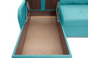 Угловой диван Мартин Dream Azure Ящик для белья